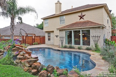 San Antonio Single Family Home New: 5839 Spring Crown