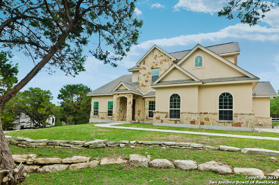 San Antonio Single Family Home New: 9308 Schoolhouse Rd