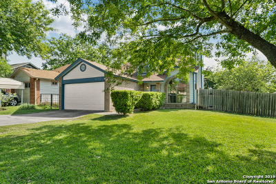 San Antonio Single Family Home New: 4102 Sunrise Point Dr