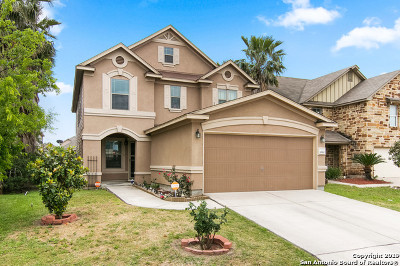 San Antonio Single Family Home New: 8610 Spoonbill Ct