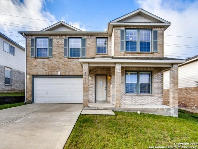 San Antonio Single Family Home New: 25514 Gold Yarrow