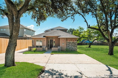 San Antonio Single Family Home New: 8803 Heath Circle Dr