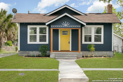 San Antonio Single Family Home New: 106 Avant Ave
