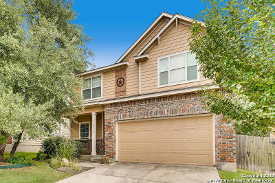 San Antonio Single Family Home New: 10810 Manor Creek