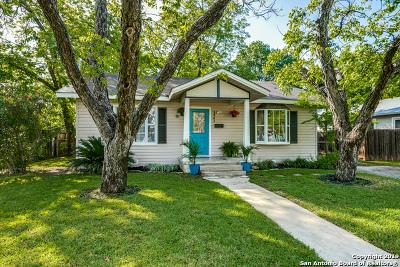 New Braunfels Single Family Home New: 1241 W Mill St