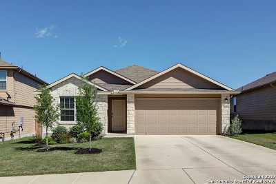 Schertz Single Family Home New: 12376 Erstein Valley