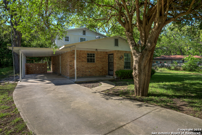 New Braunfels Single Family Home Price Change: 239 Placid Cove Dr