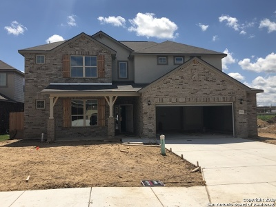 Guadalupe County Single Family Home New: 1716 Fall View