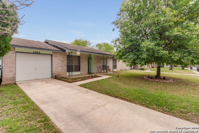 San Antonio Single Family Home New: 5962 Cliff Bank St