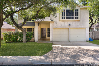 Bexar County Single Family Home New: 1527 Saxonhill Dr