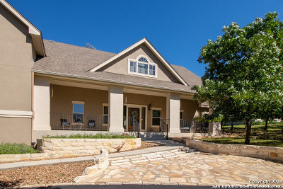 New Braunfels Single Family Home New: 138 Northridge