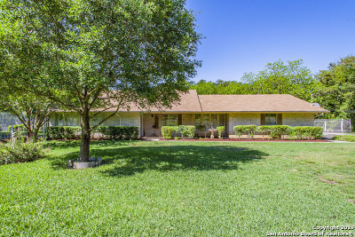 Garden Ridge Single Family Home New: 20267 Grass Creek Rd