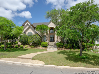 Single Family Home For Sale: 19106 Nature Oaks
