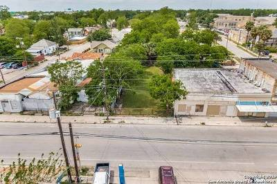 San Antonio Residential Lots & Land New: 2609 S Flores St