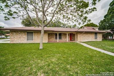 San Antonio Single Family Home New: 10503 Pinedale Dr