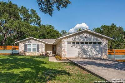 Boerne Single Family Home New: 113 Wanda St