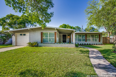 San Antonio Single Family Home New: 531 Calumet Pl