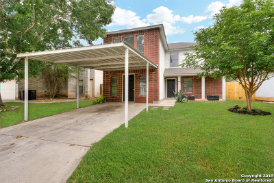 San Antonio Single Family Home New: 2922 Broad Plain Dr