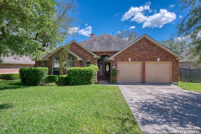 San Antonio Single Family Home New: 102 Stonewall Bend