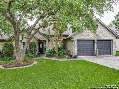 San Antonio Single Family Home New: 2318 Encino Pt