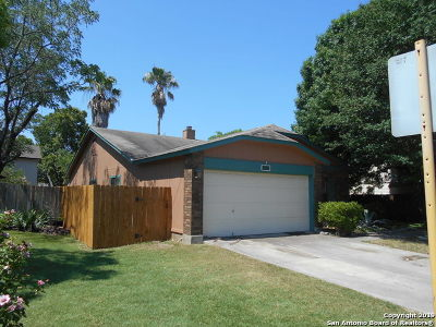 San Antonio Single Family Home New: 9938 Trendwood