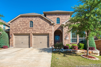 San Antonio Single Family Home New: 3807 Palma Mesa