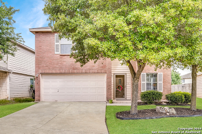 San Antonio Single Family Home New: 7818 Oakdale Park