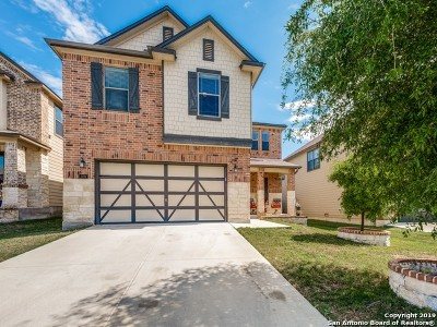 San Antonio Single Family Home New: 13239 Frogs Leap
