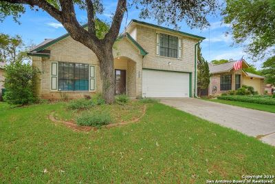 San Antonio Single Family Home New: 9206 Fishers Hill Dr