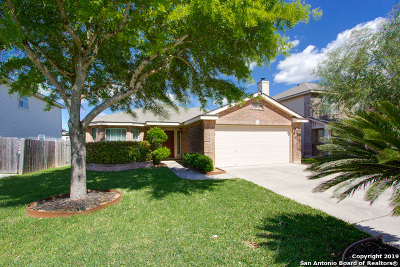 San Antonio Single Family Home New: 4322 Granite Shoals