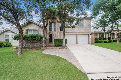 San Antonio Single Family Home New: 12922 Legend Cave Dr
