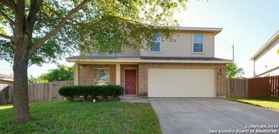 San Antonio Single Family Home New: 15727 Manes Grove