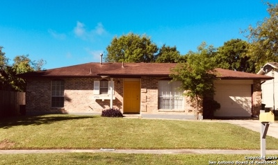 San Antonio Single Family Home New: 4710 Guadalajara Dr