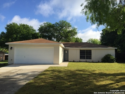 San Antonio TX Single Family Home New: $176,500