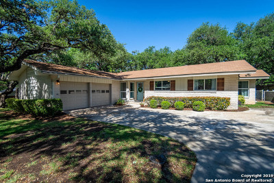 San Antonio Single Family Home New: 10915 Janet Lee Dr