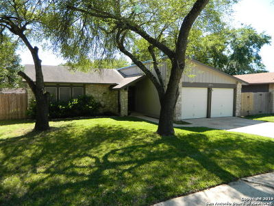 San Antonio Single Family Home New: 12911 Samuel Chase St