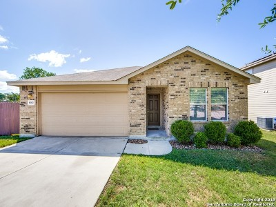 San Antonio Single Family Home New: 8002 Sheppard Knoll