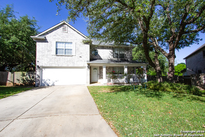Schertz Single Family Home New: 444 Emerald Pt