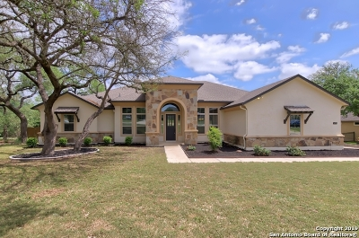 New Braunfels Single Family Home New: 5676 Copper Creek