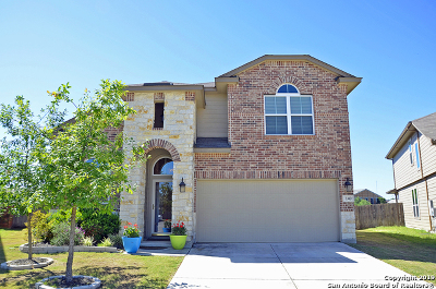 Boerne Single Family Home New: 140 Jolie Circle