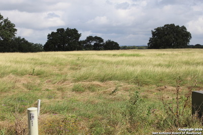Bandera Residential Lots & Land For Sale: 857 Martingale Trl Lot 627 & 328a
