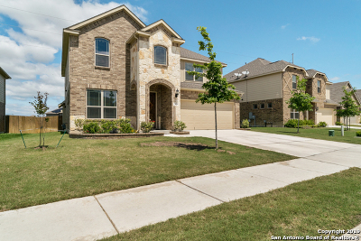 Schertz Single Family Home New: 2929 Winding Trail