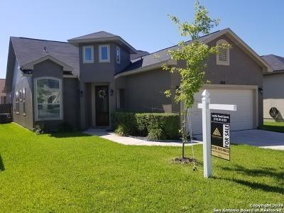 Bexar County Single Family Home New: 3922 Key West Way