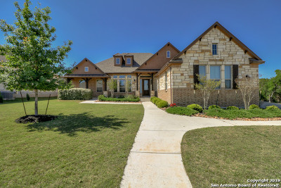New Braunfels Single Family Home New: 299 Allemania Dr