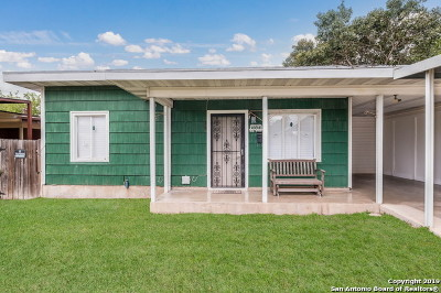 San Antonio Single Family Home New: 3931 S Pine St
