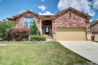 Live Oak Single Family Home New: 13720 Altamirano