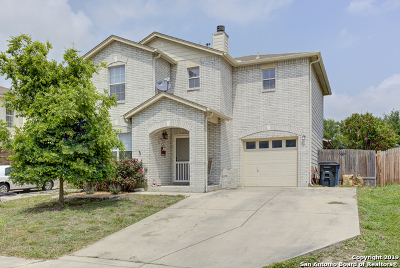 New Braunfels Single Family Home Active Option: 671 Cherokee Blvd