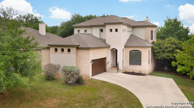 San Antonio TX Single Family Home New: $398,000