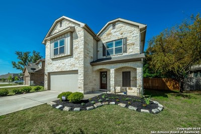 Schertz Single Family Home New: 10255 Shadowy Dusk