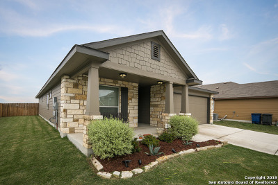 New Braunfels Single Family Home New: 966 Pumpkin Ridge